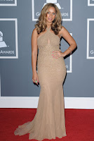 Fashion la Grammy Awards 2009