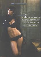 Nicole Scherzinger in FHM