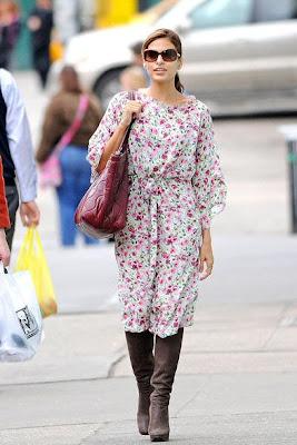 Eva Mendes fashion disaster