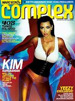 Kim Kardashian fara Complex-e