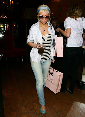 Vedete la Shopping : Christina Aguilera
