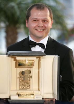 Corneliu Porumboiu premiat la Cannes
