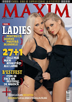 Ladies in revista Maxim