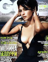 Monica Bellucci is hot and ageless for GQ