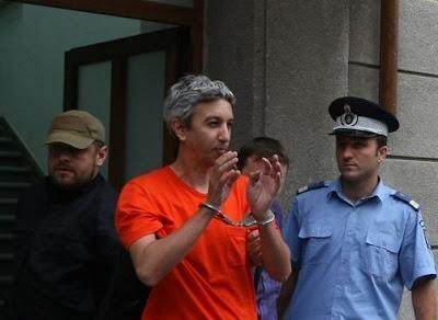 Dan Diaconescu arestat