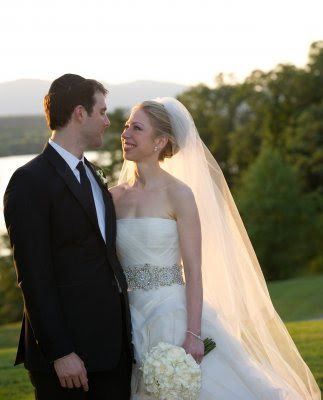 Nunta de vedeta: Chelsea Clinton