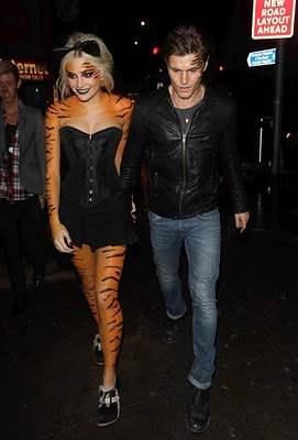 Pixie Lott Cat Woman