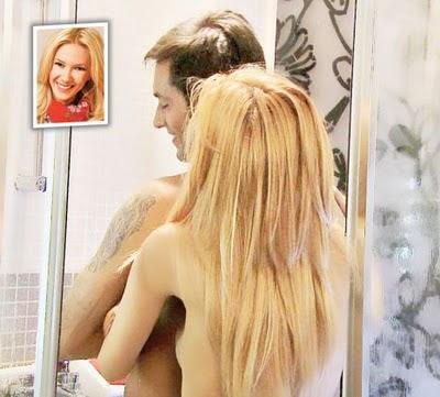Adela Popescu se iubeste cu Radu Valcan