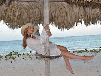 Vacanta de vedeta : Elena Gheorghe