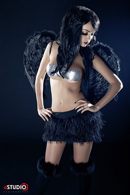 Poze Diana Dumitrescu - inger sau demon?