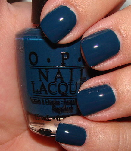 Black Nail Polish Color Names: Welcome To GossipLilly's Blog: Vernis OPI