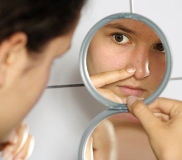 how to get rid of a blocked nose without medicine