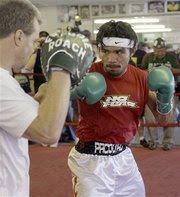 tecnicas de boxeo