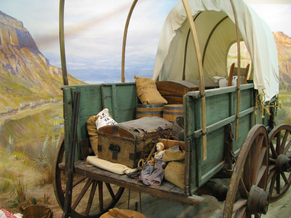National Oregon/California Trail Center >> Historical Trails ...