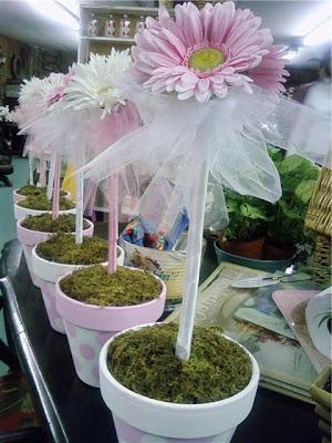 Wedding Shower Decoration Ideas Tables
