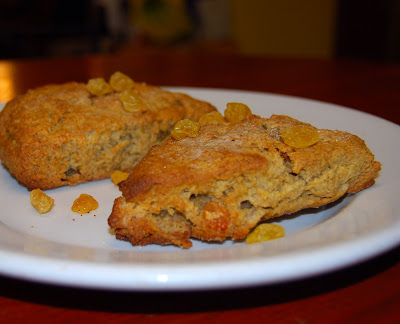 Barley and Oat Scones are delicious and gluten-free
