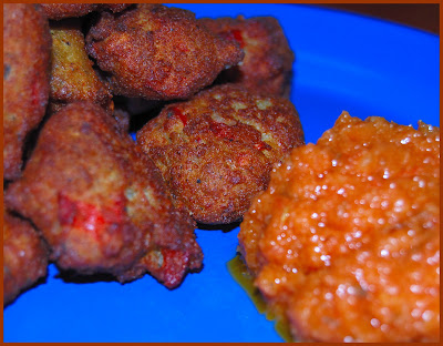 Vegan Soul Kitchen: Black-Eyed Pea Fritters and Roasted Sweet Potatoes ...