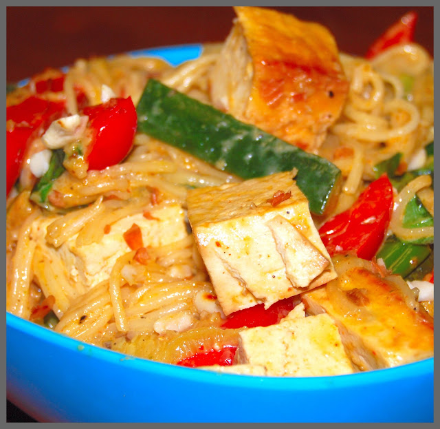 Vegan thai recipes holy cow vegan recipes thai style noodles in coconut sauce forumfinder Gallery
