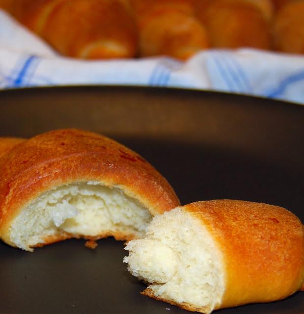 vegan crescent rolls