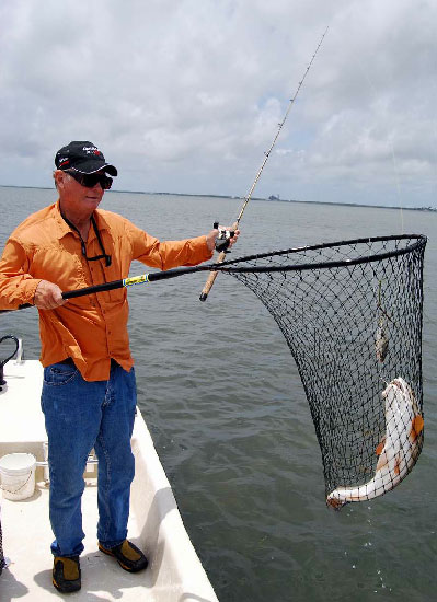 Ron 39 s rockport fishing reports guide big believer in use for Rockport texas fishing report