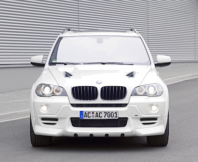 Great car wallpaper, do you like this 2008 AC Schnitzer BMW X5 Falcon Photos