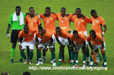 Côte d'Ivoire national football team