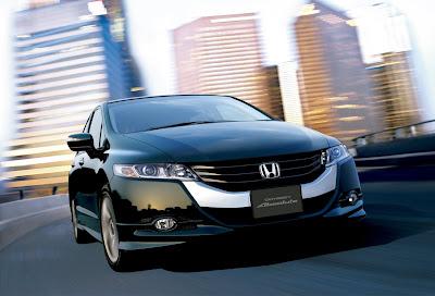 New 2009 JDM Honda Odyssey