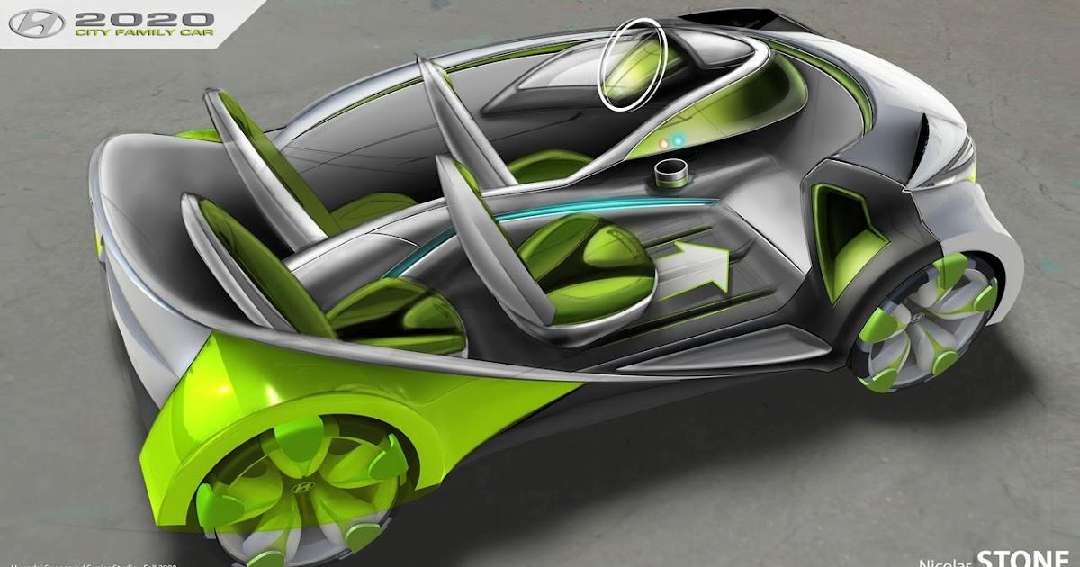 2020 Hyundai City Car Concept