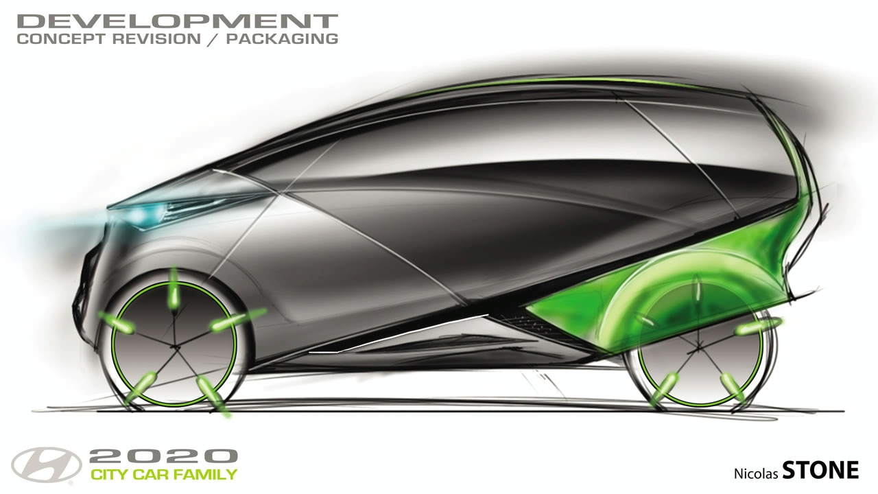 2020 hyundai city car concept 38 2020 Hyundai City Car Concept