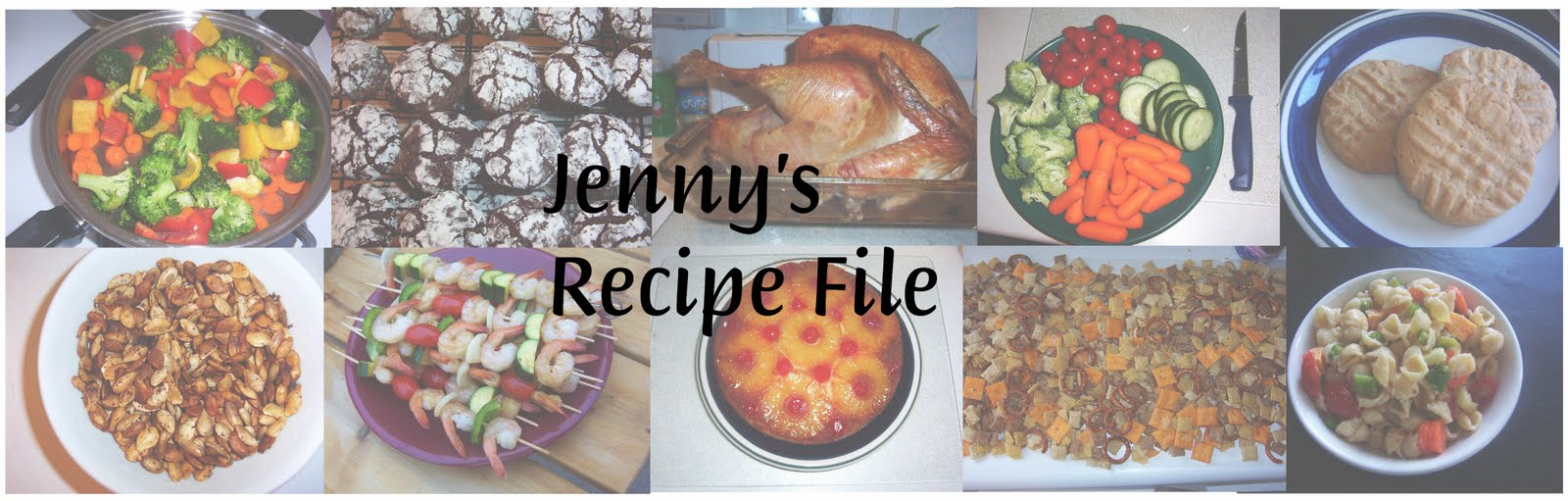 Jenny's Recipe File
