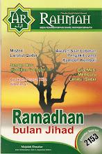 Dapatkan Gratis Majalah Ar-Rahmah