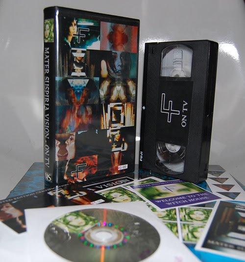 Mater Suspiria Vision - Zombie Rave - The Mixtape
