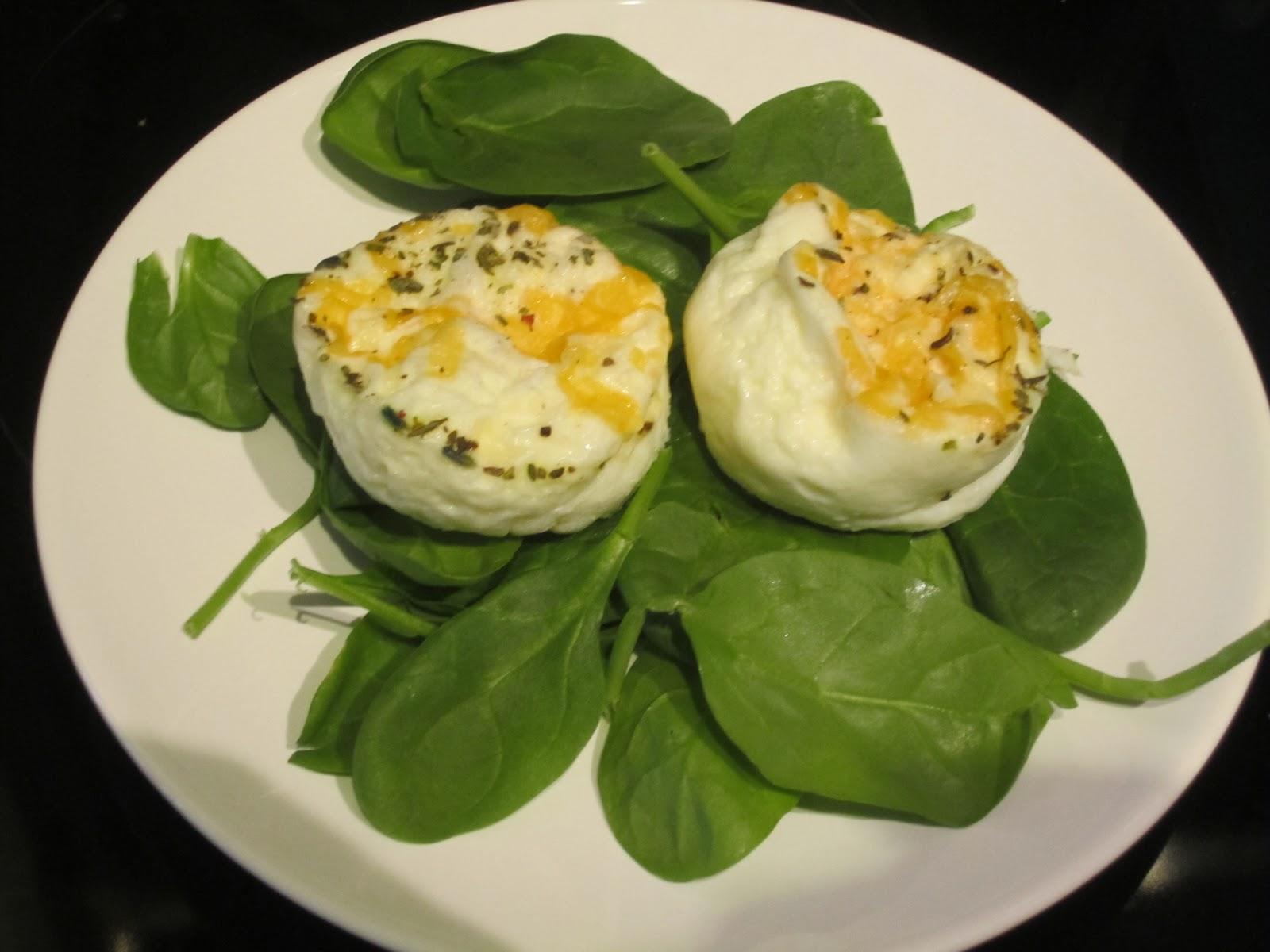 uhealth: Kickstart Breakfast - Cheesy Egg Muffins and Toast.. Delish!