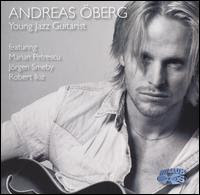 Cover Album of Andreas Г–berg : Young Jazz Guitarist (2005)
