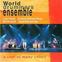 World Drummer Ensemble: A Coat of Many Colors (2006)