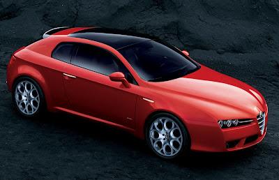 2011 Alfa Romeo Brera Italia
