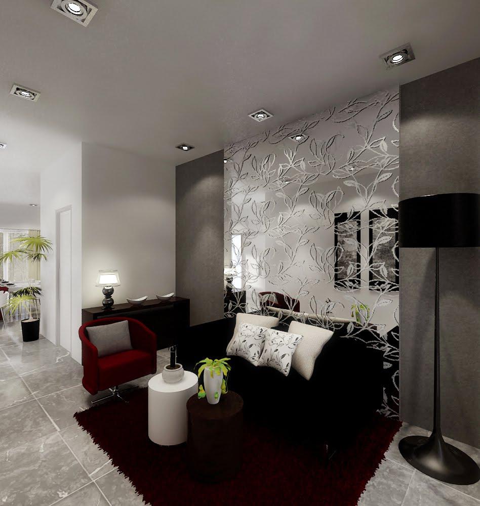 Agar Tidak Monoton Menggabungkan Dua Buah Sofa Yang Berbeda Sangatlah