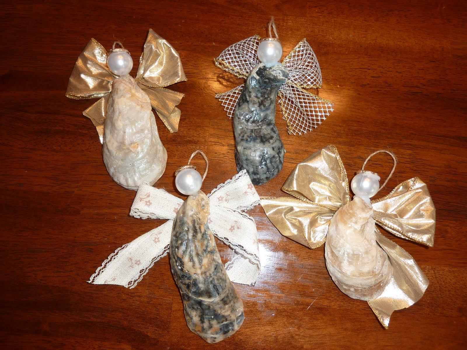 Поделки из ракушек для малышей