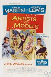 Baixe imagem de Artistas e Modelos (Dublado) sem Torrent