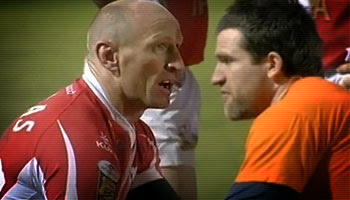 gareth thomas rugby league debut