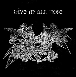 VAE VICTIMS / GIVE UP ALL HOPE - Split EP
