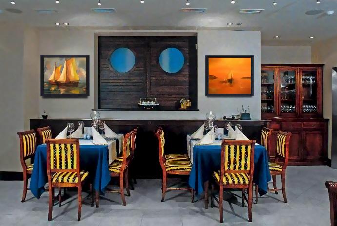 Viva El Arte Pinturas Para Cafeter As Y Restaurantes