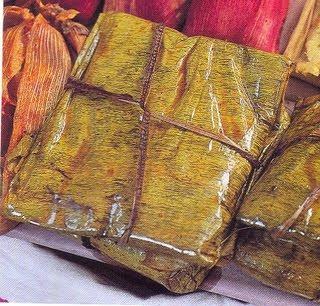 Recetas De Tamales Veracruzanos en Hoja de Platano
