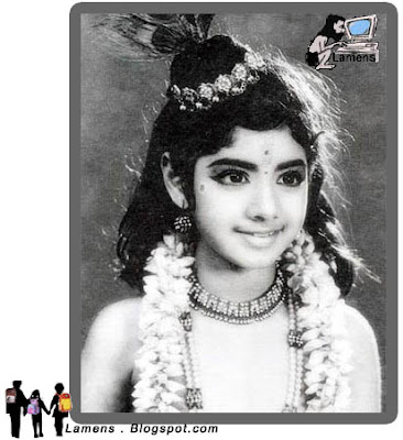 Sri Devi Childhood