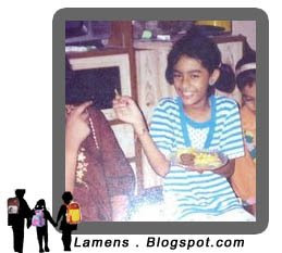 Amrita Rao Childhood