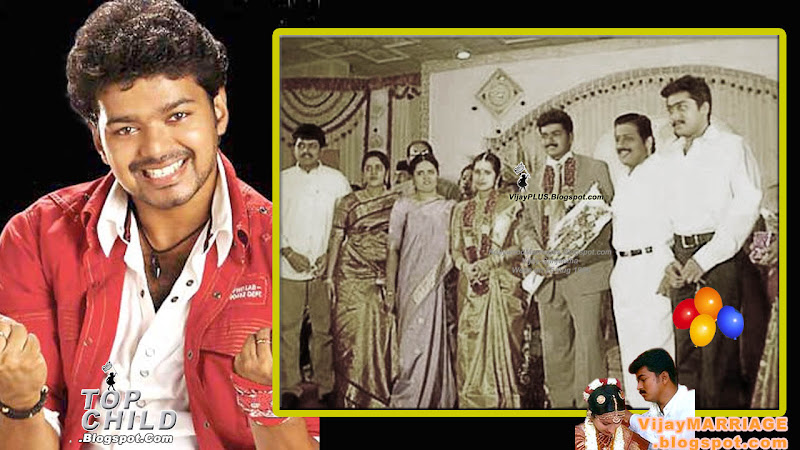 VIJAY MARRIAGE being attened by surya,sivakuar family