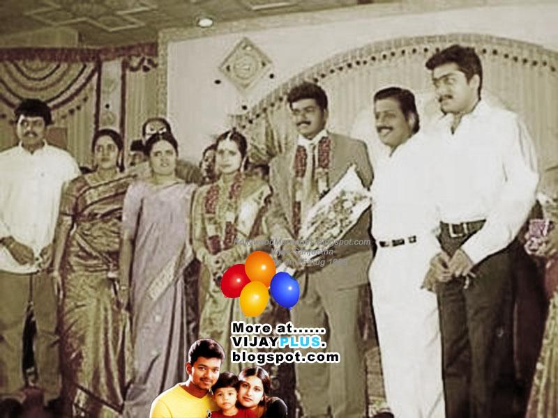 vijay marriage surya and sivakumar