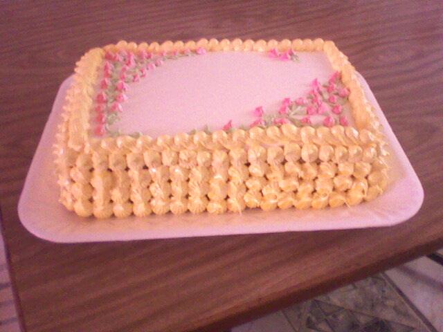 Todo Tortas y Postres: Tortas decoradas con merengue