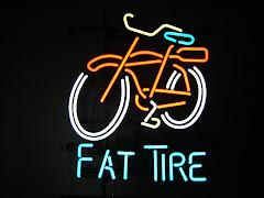 Ride Skinny.  Drink FAT.
