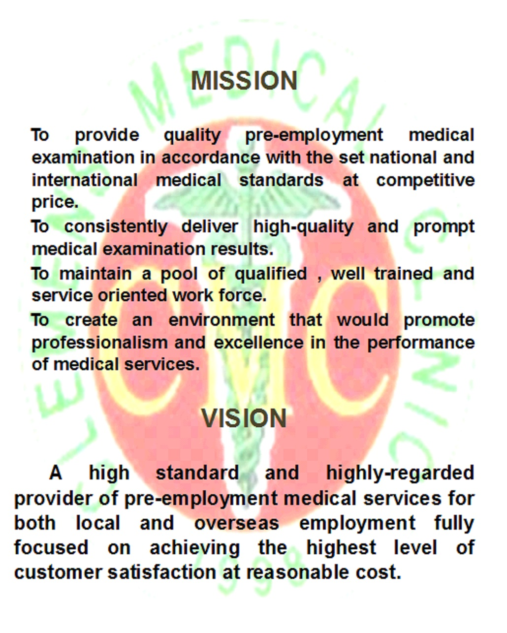 mission and vision of shakey s Google's mission statement and vision statement reflect the powerful position of this company in terms of what it wants to achieve the mission statement defines the strategies of the business, such as the development of new products.